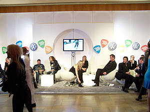 Echo Awards VW Lounge Soundfondation 2007